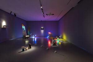 Antonio Cosentino JPEG ARCHIPELAGO Zilberman Gallery 2020